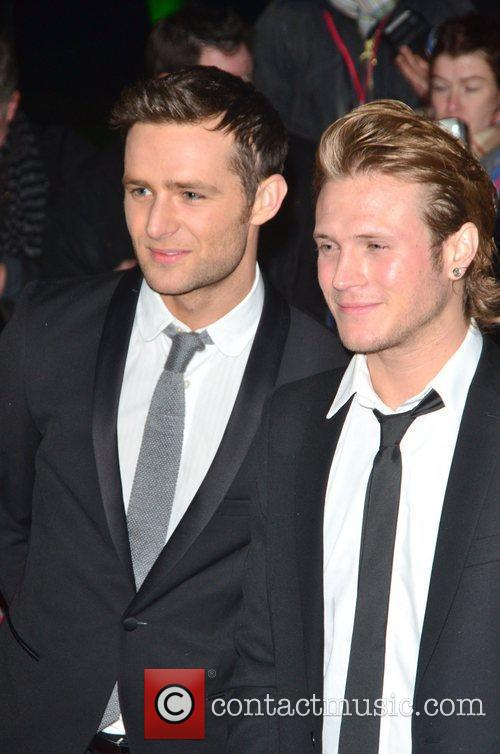 Harry Judd, Dougie Poynter and Mcfly 1