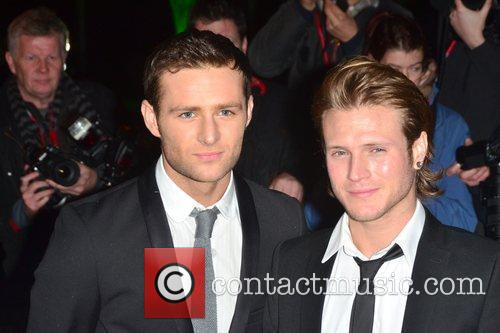 Harry Judd, Dougie Poynter and Mcfly 3