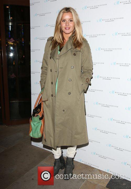 Caggie Dunlop Millie Mackintosh launches Nouveau lashes at...