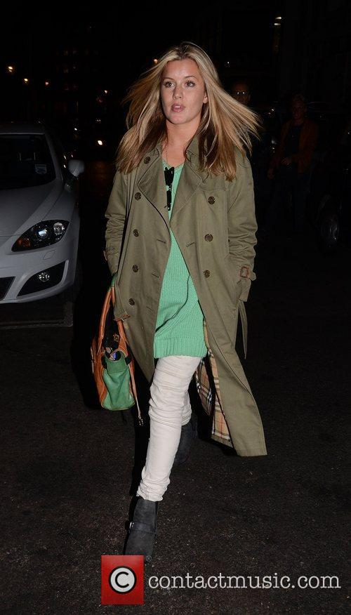 Caggie Dunlop Launch Party for Millie Mackintosh eyelash...