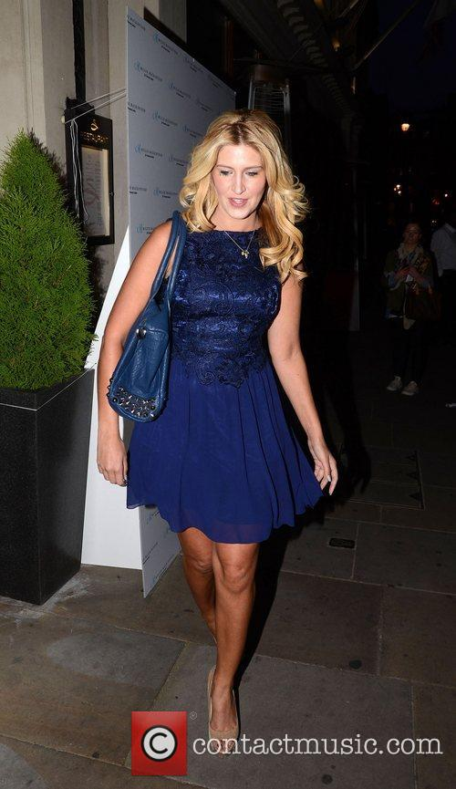 Francesca Hull  Launch Party for Millie Mackintosh...