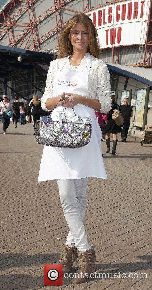'Made In Chelsea' star Millie Mackintosh takes to the ...