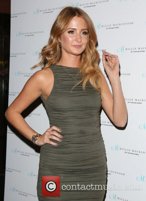 Millie Mackintosh, Nouveau, Soho Sanctum and Arrivals 5