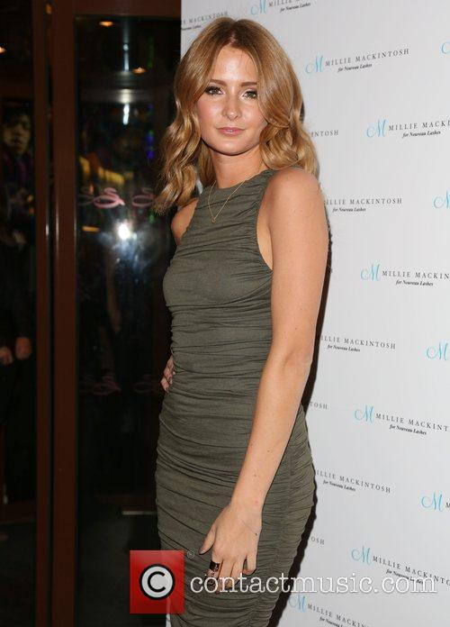 Millie Mackintosh, Nouveau, Soho Sanctum, Arrivals