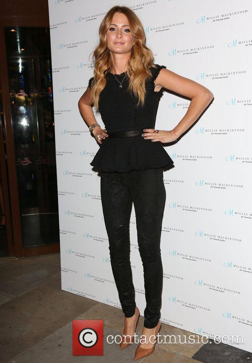Millie Mackintosh, Nouveau, Soho Sanctum and Arrivals 3