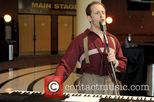 Martin Kaye as Jerry Lee Lewis  'Million...