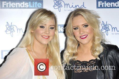 Alana Macfarlane and Lisa Macfarlane of 'The Mac...
