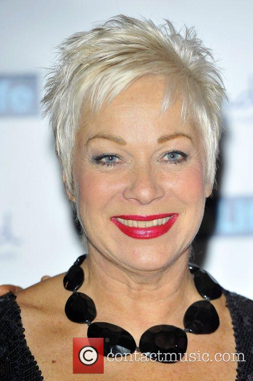 Denise Welch,  at the Mind Mental Health...