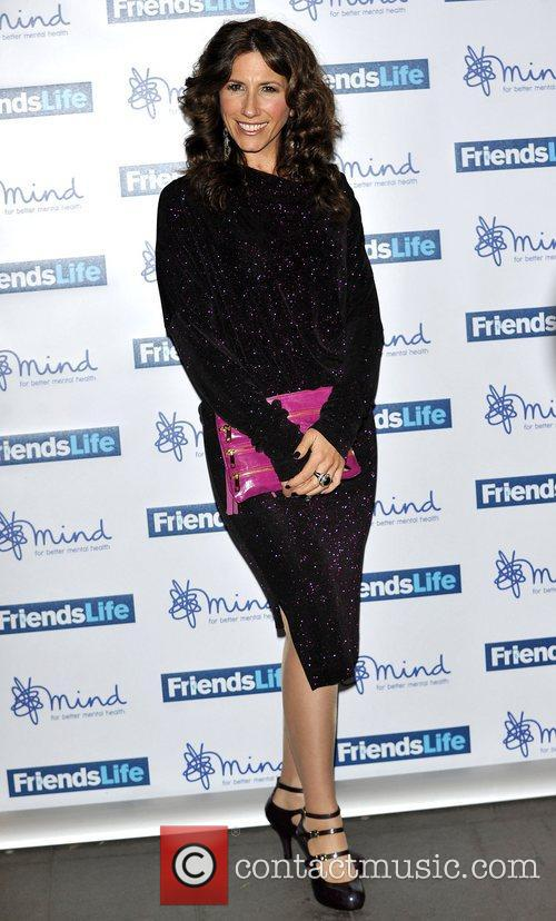 Gaynor Faye,  at the Mind Mental Health...
