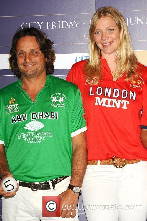 The launch of MINT Polo in the Park...