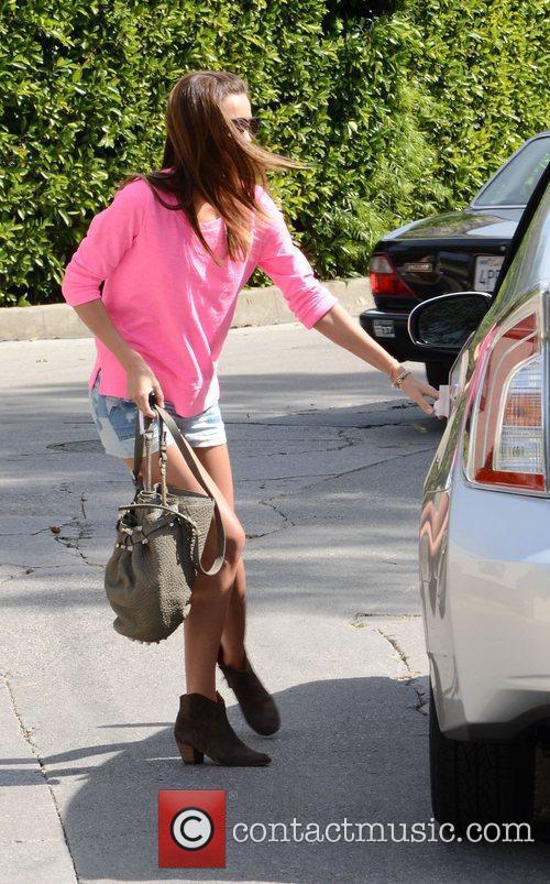 Miranda Kerr and Pink 6