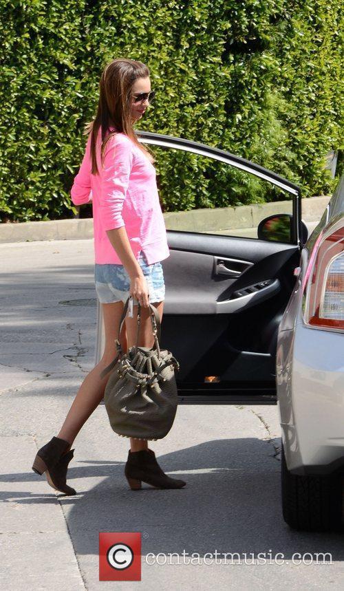 Miranda Kerr and Pink 1