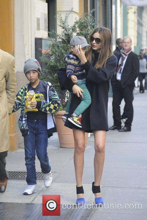 Miranda Kerr, Flynn and Manhattan 7