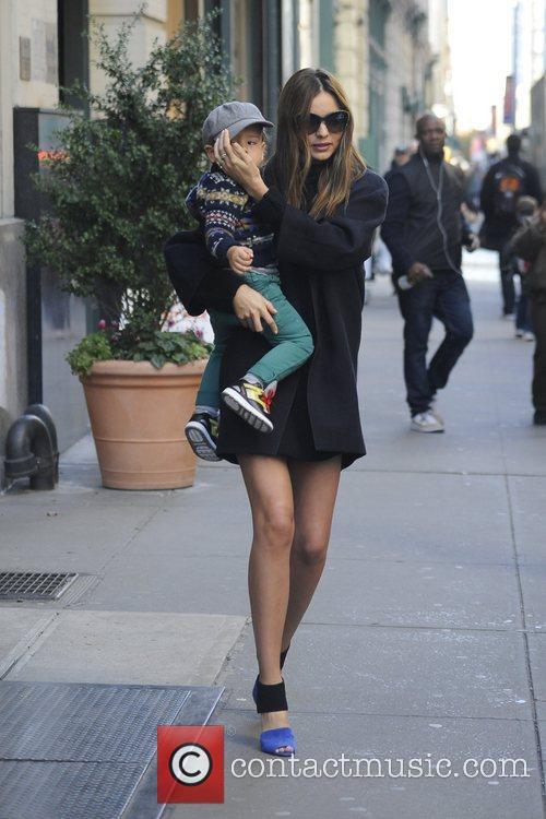 Miranda Kerr, Flynn and Manhattan 12