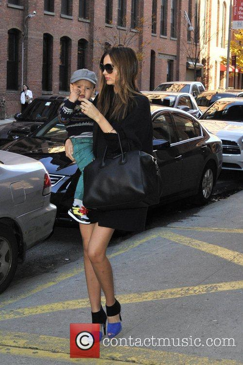 Miranda Kerr, Flynn and Manhattan 10