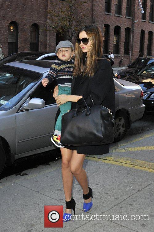Miranda Kerr, Flynn and Manhattan 3