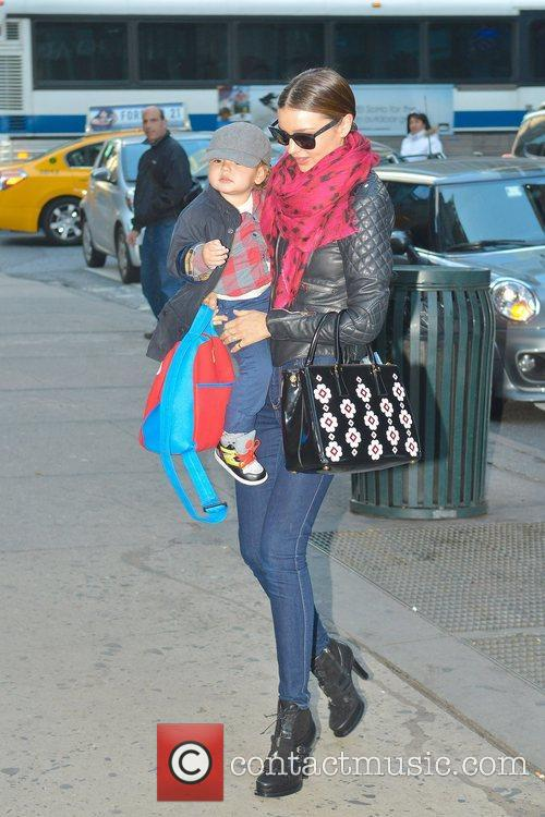 Miranda Kerr, Flynn and Manhattan 2