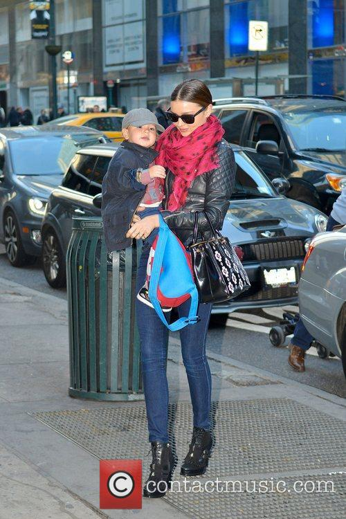 Miranda Kerr, Flynn and Manhattan 6