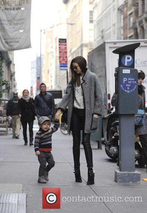 miranda kerr out and about with her 4187870