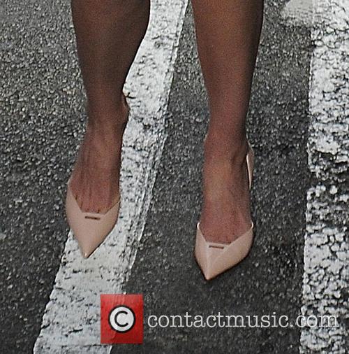 Miranda Kerr Miranda Kerr is seen arriving at...
