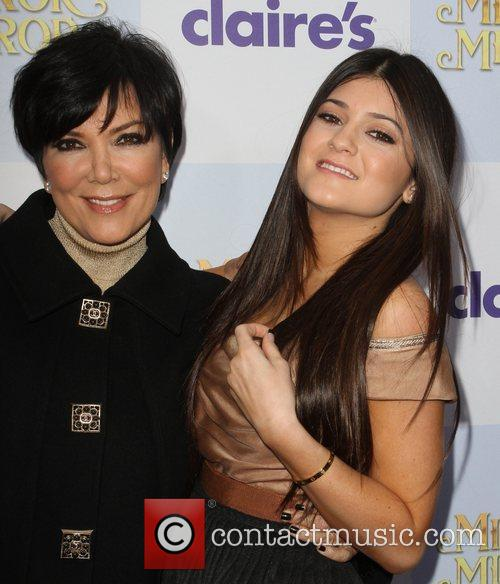 Kris Jenner, Kylie Jenner and Grauman's Chinese Theatre 4