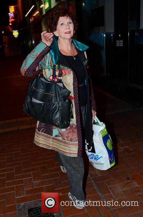 Anne Charleston, currently starring in 'Steel Magnolias' at...