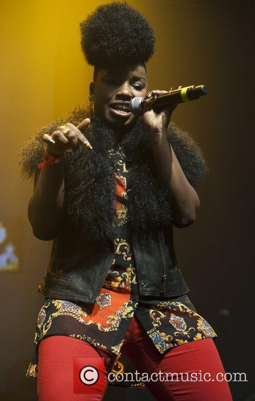 Misha B performs live at Koko