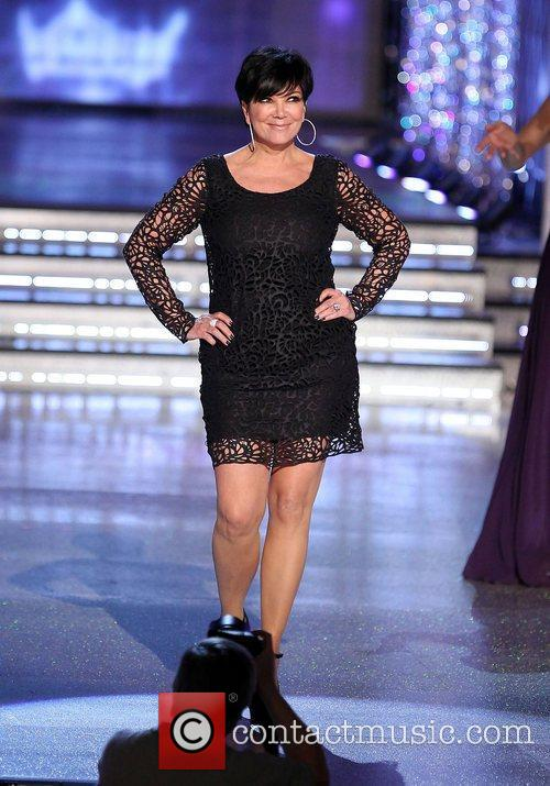 Kris Jenner 2012 Miss America Pageant Preliminary Day...