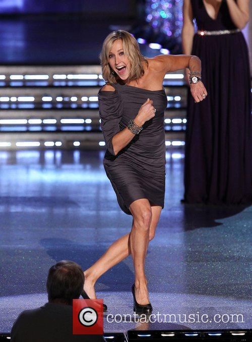 Lara Spencer 2012 Miss America Pageant Preliminary Day...