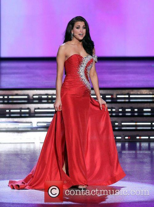 Laura Kaeppeler, Miss Wisconsin 2012 Miss America Pageant...