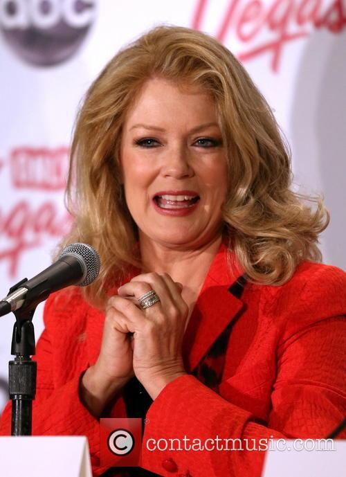 Mary Hart and Miss America 1