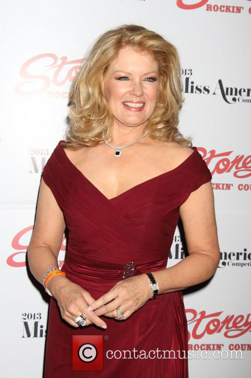 Mary Hart and Miss America 3