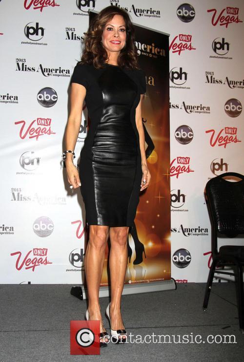 Brooke Burke Charvet 2013 Miss America competition co-hosts...