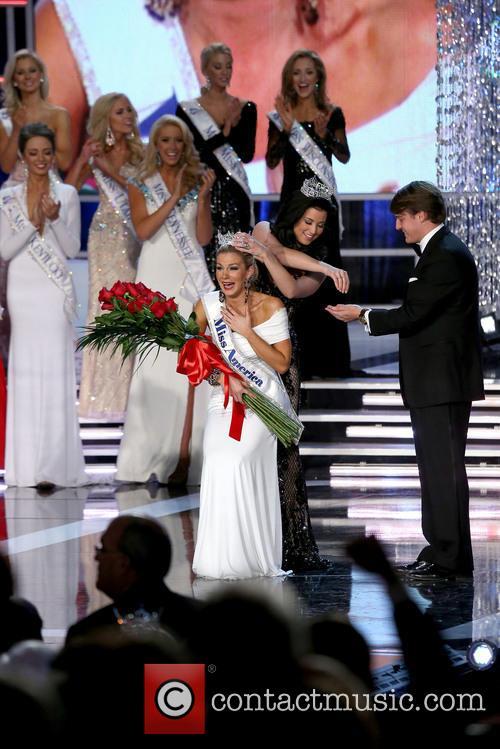 Miss New York Mallory Hagan Miss New York...