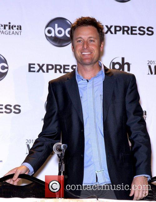 Chris Harrison 2012 Miss America Pageant Co Hosts...