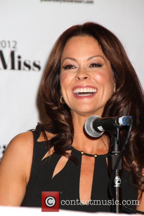 2012 Miss America Pageant Co Hosts Press Conference...
