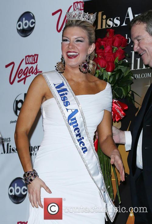 2013 Miss America Mallory Hagan 2013 Miss America...
