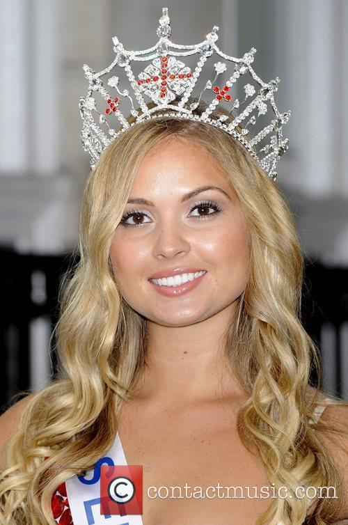 Current Miss England Alize Lily Mounter joins previous...