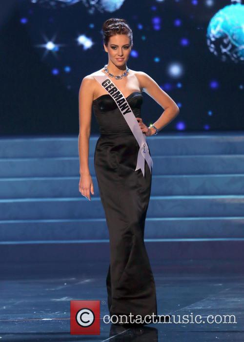Alicia Endemann; Miss Germany 2012 Miss Universe Pageant...
