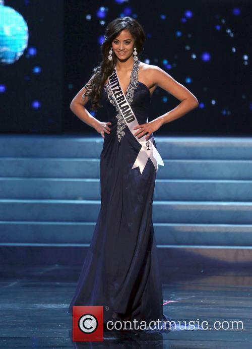 Alina Buchschacher; Miss Switzerland 2012 Miss Universe Pageant...