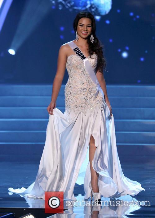 Alyssa Aguero; Miss Guam 2012 Miss Universe Pageant...