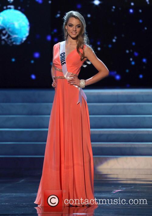 Ana Luisa Konig; Miss Chile 2012 Miss Universe...