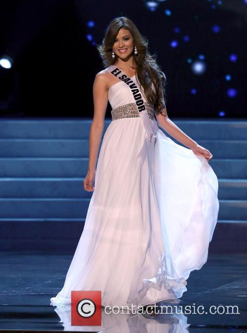 Ana Yancy Clavel; Miss El Salvador 2012 Miss...