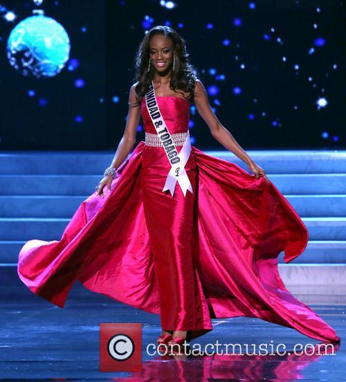 Avionne Mark; Miss Trinidad and Tobago 2012 Miss...