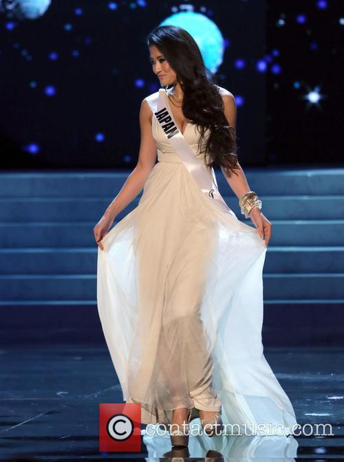 Ayako Hara; Miss Japan 2012 Miss Universe Pageant...