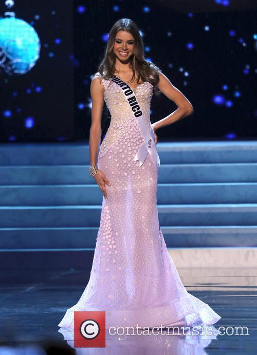Bodine Koehler; Miss Puerto Rico 2012 Miss Universe...