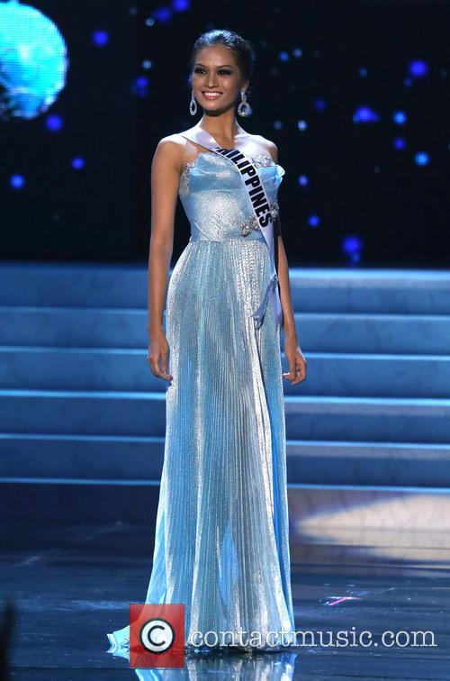 Janine Tugonon; Miss Philippines 2012 Miss Universe Pageant...