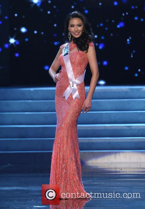 Ji Dan XU; Miss China 2012 Miss Universe...