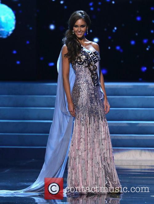 Kimberley Leggett; Miss Malaysia 2012 Miss Universe Pageant...