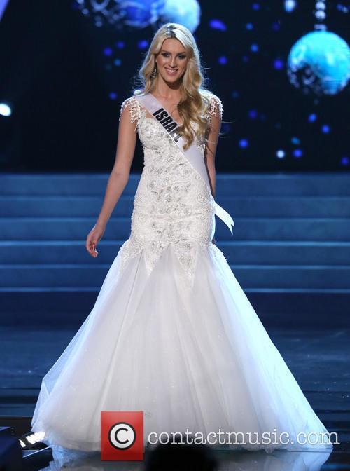 Lina Makhuli; Miss Israel 2012 Miss Universe Pageant...